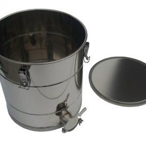Abfüllbehälter für 25 kg Honig